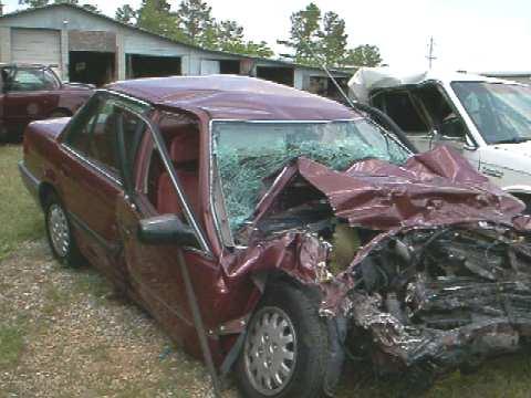 MelissasCarAccident_Car
